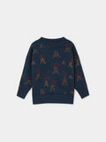 Bobo Choses All Over Volcano Sweatshirt
