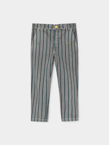 Bobo Choses Striped BC Chino Trousers