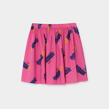 Bobo Choses All Over A Star Called Home Skirt