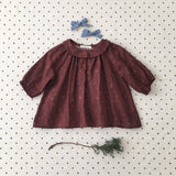 Soor Ploom Agatha Tunic, Beetroot