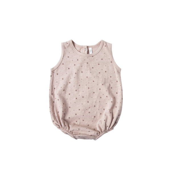Rylee & Cru Mini Stars Bubble Onesie