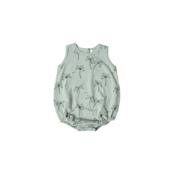 Rylee & Cru Palm Tree Bubble for Baby