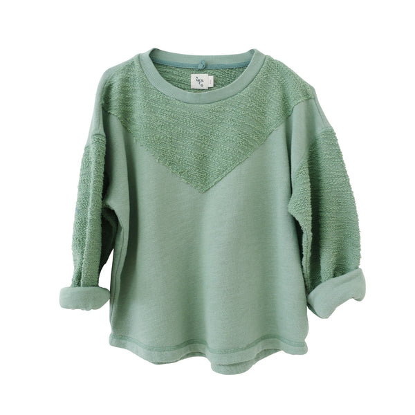 Nico Nico Fraser Pullover in Cactus
