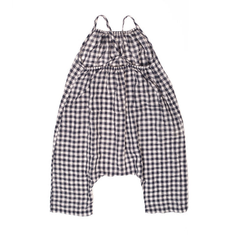 Soor Ploom Ines Romper in Gingham