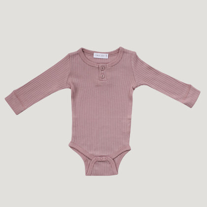 Jamie Kay Essentials Bodysuit - Nostalgia Rose