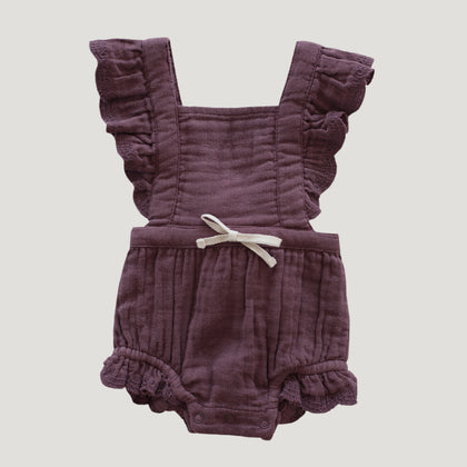 Jamie Kay Evie Playsuit in Twilight