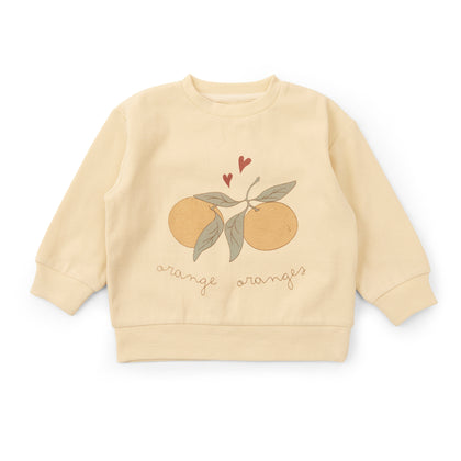 Konges Sloejd Lou Sweatshirt in Apricot