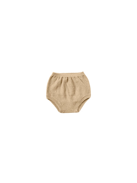 Quincy Mae Knit Bloomer in Honey