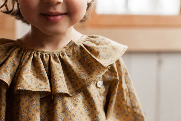 Soor Ploom Lucille Tunic in Botanical
