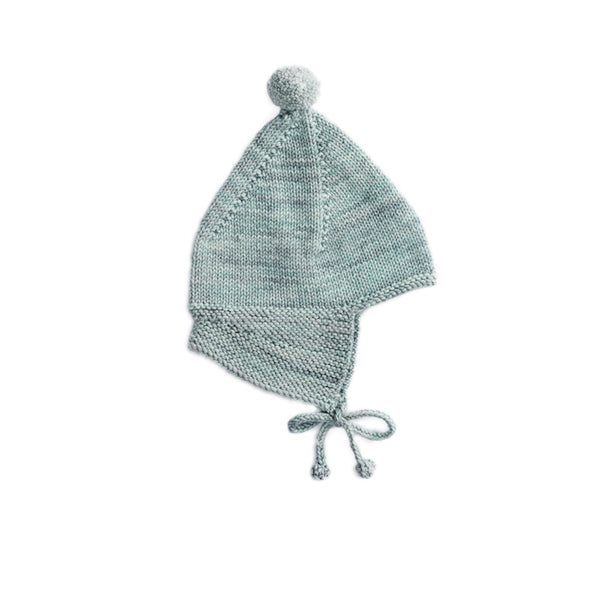 Misha and Puff Pointy Peak Hat.  organic apparel for baby