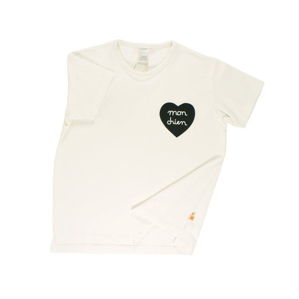 Tiny Cottons Mon Chien Oversized SS Tee