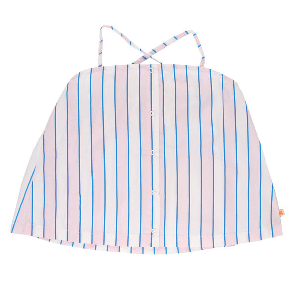 Tiny Cottons Stripes Woven Blouse
