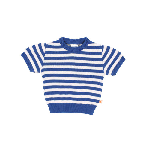 Tiny Cottons Baby Stripes Sweater Knit