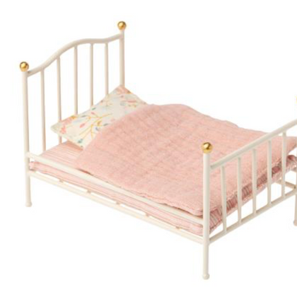Maileg Metal Vintage Bed for Mouse