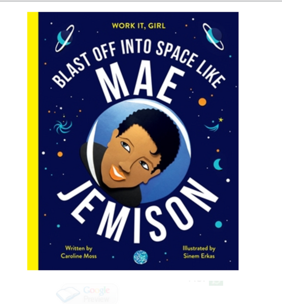 Work It Girl: Mae Jemison