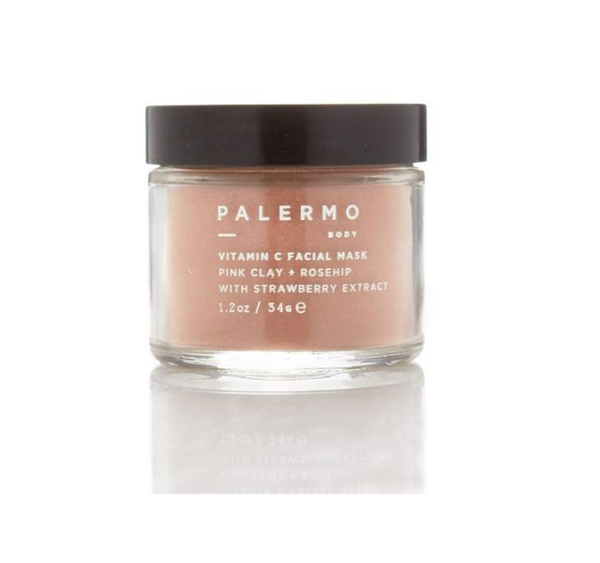Palermo Body Vitamin C Face Mask w/ French Clay