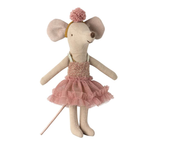 Maileg Big Sister Dance Mouse, Mira Belle