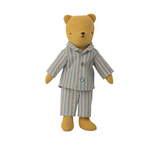 Maileg Teddy Junior with Pajamas