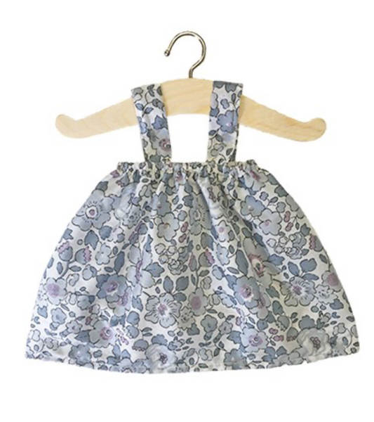 Minikane Baby Cotton Dress in Liberty Floral