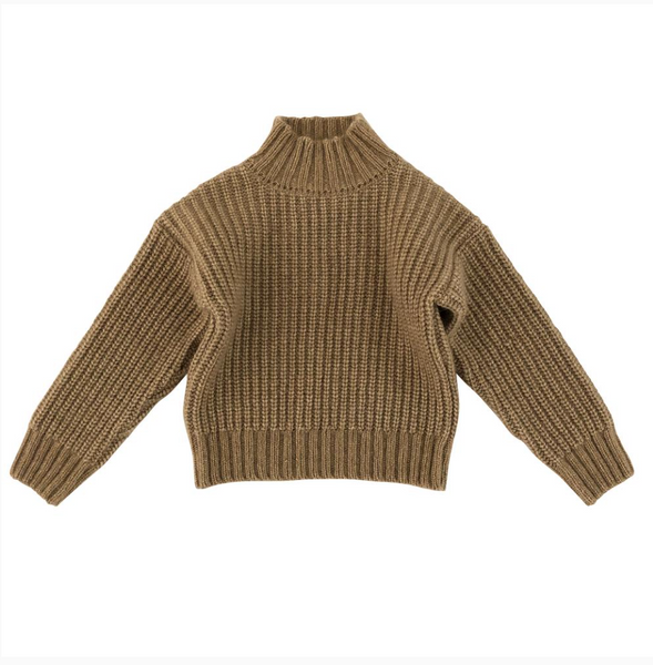 Liilu Knit Pullover Sweater