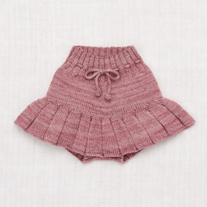 Misha & Puff Skating Skirt in Antique Rose