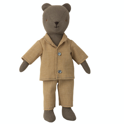 Maileg Teddy Dad with Pajamas