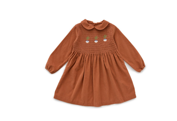 Oeuf Peter Pan Collar Dress