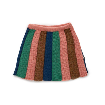 Oeuf Striped Skirt