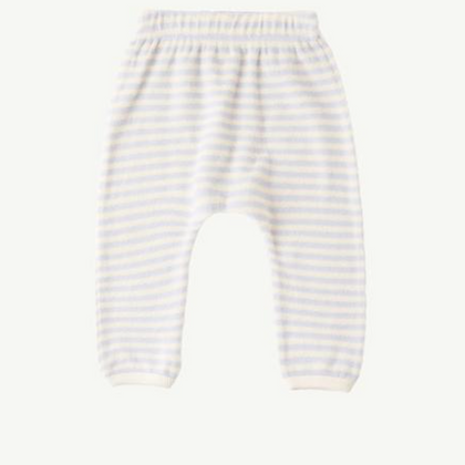 Summer & Storm Terry Pant Blue Stripe