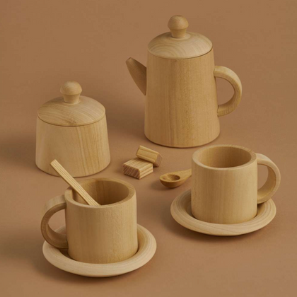 Raduga Grez Tea Set in Natural
