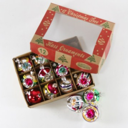 Boxed Heirloom Ornaments
