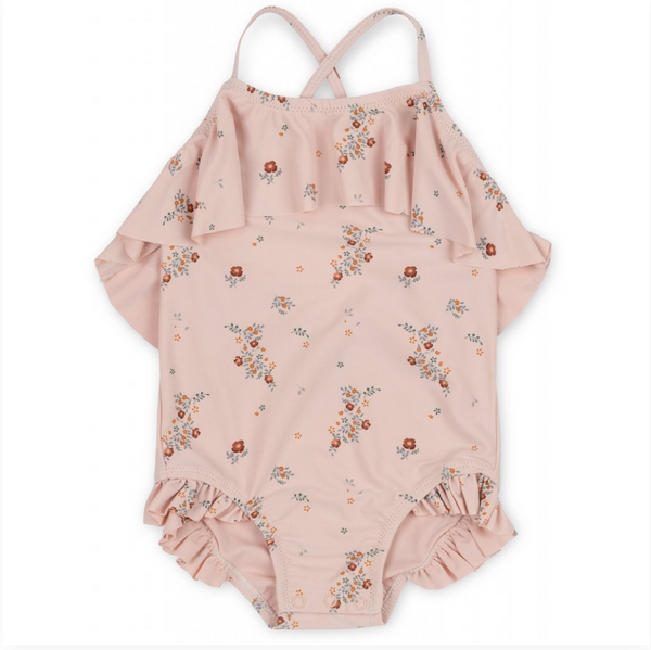 Konges Girl Manuca Swimsuit in Nostalgia Blush