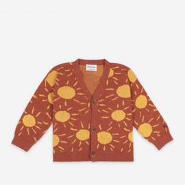 Bobo Choses Sun Jaquard Cardigan
