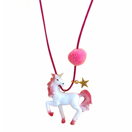 Gunner & Lux Unicorn Necklace
