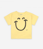 Bobo Choses Big Smile Short Slv T-shirt