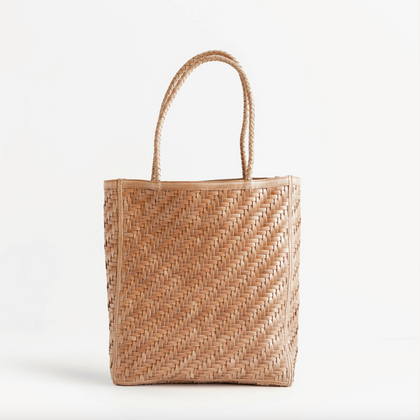 Bembien Le Tote Bag in Caramel