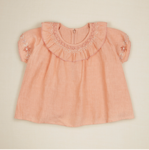 Apolina Mirel Blouse in Rose