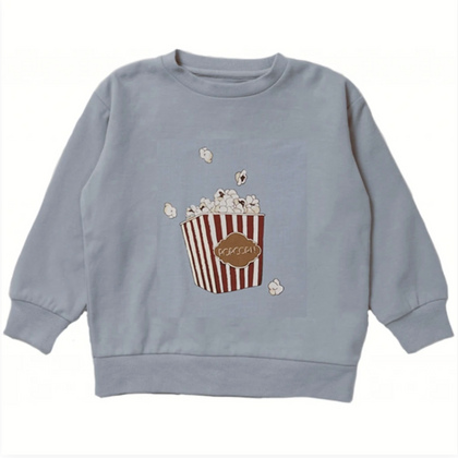 Konges Sloejd Lou Sweatshirt in Popcorn