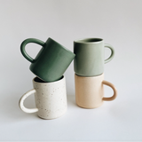 Tellefsen Atelier  - Curve Mug in Sea Foam