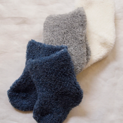 Makie Pile Socks