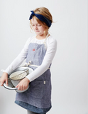 odette williams Chambray Apron Set