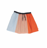 Tiny Cottons Colorblock Woven Skirt