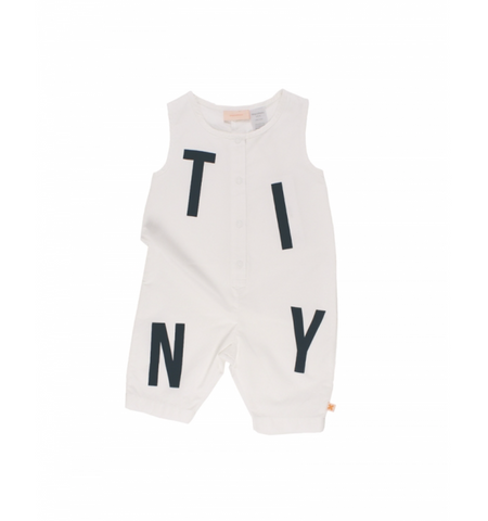 Tiny Cottons Woven TINY Onepiece