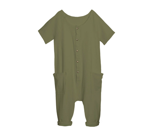 Little Creative Factory Explorer Overalls