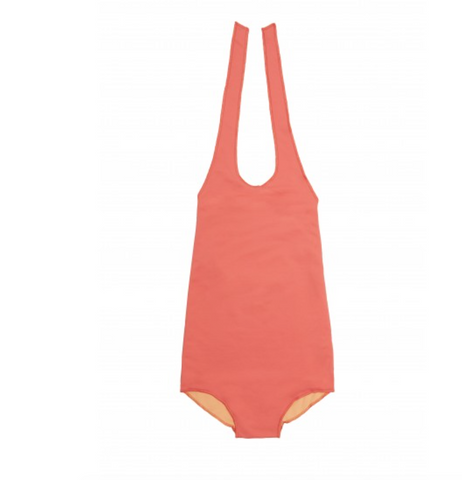 Little Creative Factory Colorful Bathing Suit Pink/Apricot