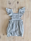 Yoli and Otis Olle Romper Stripe