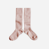 Collegien Knee Socks - Old Rose