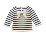 Oeuf Striped Angel Sweater