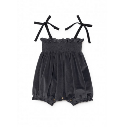 Little Creative Factory Rose's Velvet Romper