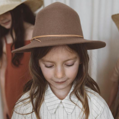 Brookes Boswell Kids Canna Hat